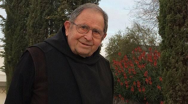 """Mauro Matthei, primer monje benedictino chileno: """"La lucha entre el bien y el mal es de cada día"""""""