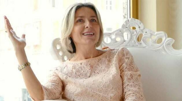 La futura Primera Dama de Croacia tenía dinero, belleza, una casa en el caribeño Puerto Rico, pero un alma triste