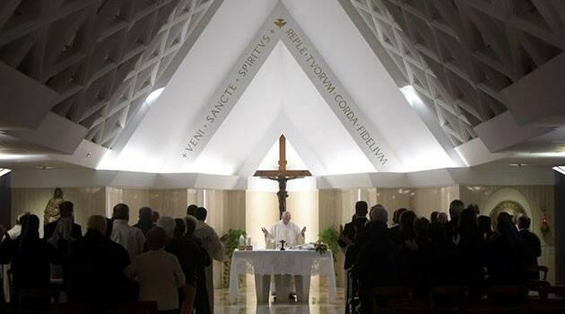 Papa Francisco: Los mártires de hoy son la fuerza de la Iglesia