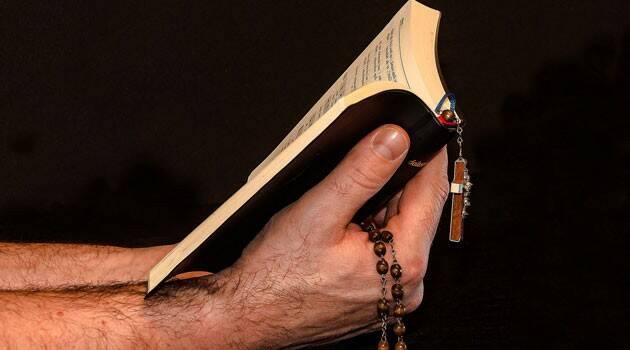 El  terrorismo no derrotó a David, un musulmán converso a la fe católica gracias a la Virgen María