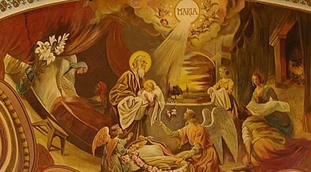 El nacimiento de la Virgen María minuto a minuto. Las desconocidas revelaciones privadas de una testigo