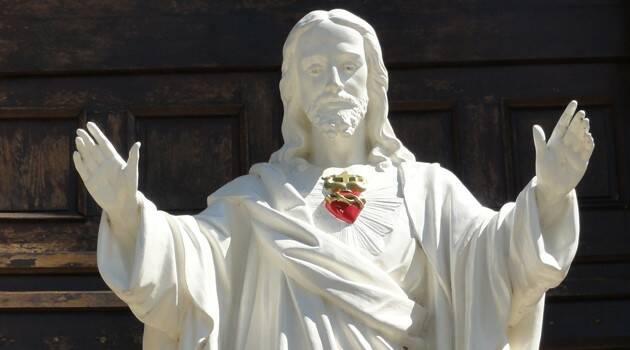 """En Medjugorje conoció al Sagrado Corazón de Jesús y no ha podido resistirse al """"Amor de los amores"""""""